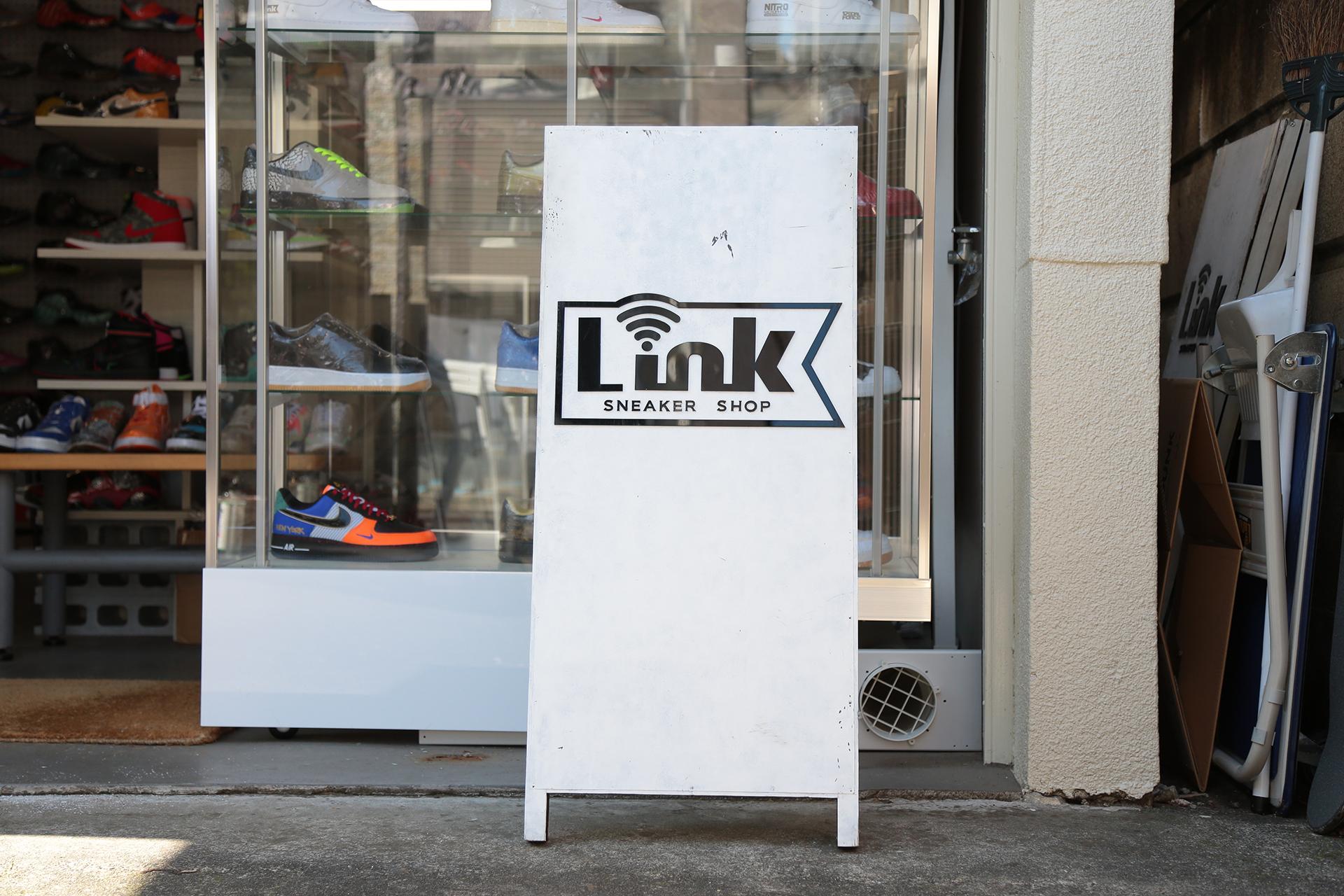 sneakershop LINK │ スニーカーショップリンク